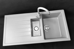 Bateria kuchenna AGLO - Szara