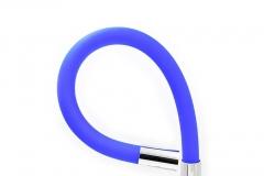 Bateria kuchenna FLEX ELASTYCZNA - Niebieska