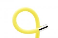Bateria kuchenna FLEX ELASTYCZNA - Żółta