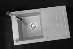Bateria kuchenna HAMMER - Szara