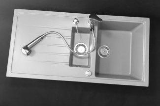 Bateria kuchenna HAND – Chrom