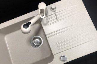Bateria kuchenna HAND – Jasny beż