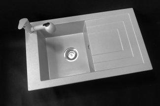 Bateria kuchenna HAND – Szara