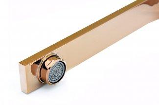 Bateria kuchenna NOOK ROSE GOLD - Różowe złoto