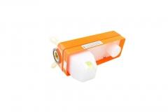 Bateria umywalkowa podtynkowa ROY - Czarna