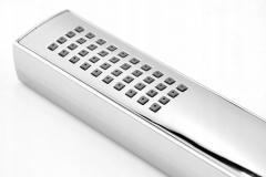 Bateria prysznicowa ZN4 z zestawem - Chrom