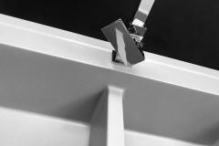Zlewozmywak granitowy model DUET - Szary