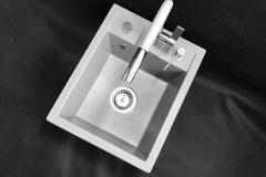 Bateria kuchenna LINEA - Szara