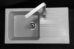 Bateria kuchenna NOOK - Szara