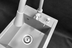 Bateria kuchenna SNAKE - Szara