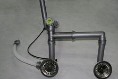 Syfon automatyczny dwukomorowy