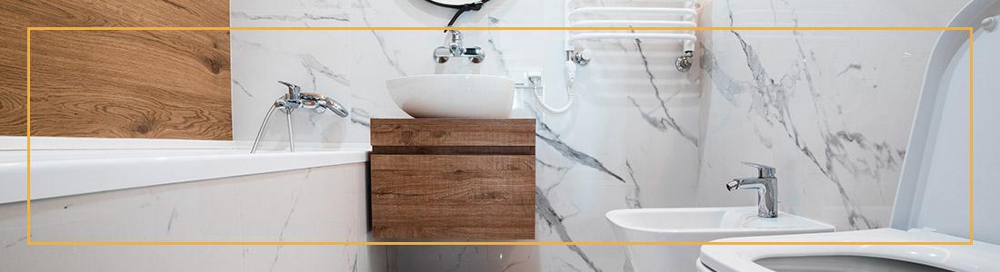 O nas - Wyposażenie łazienki