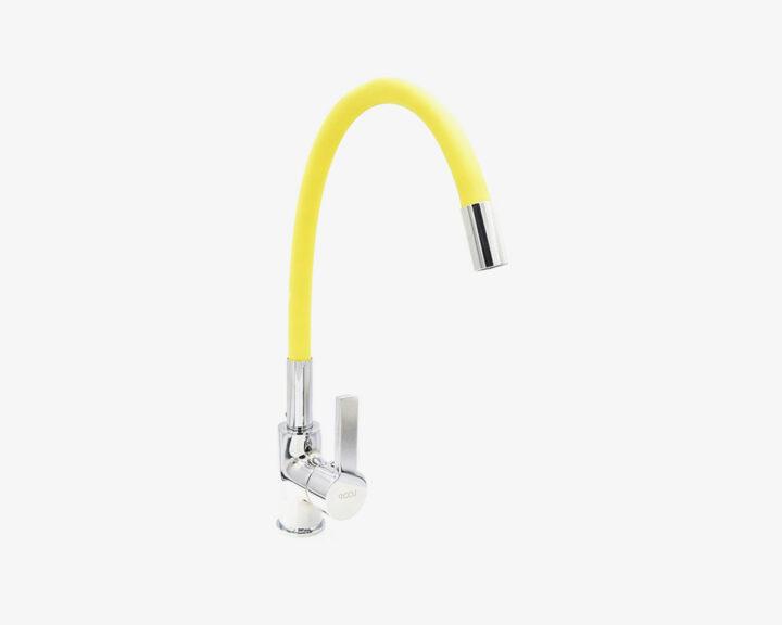 Bateria kuchenna FLEX ELASTYCZNA – Żółta